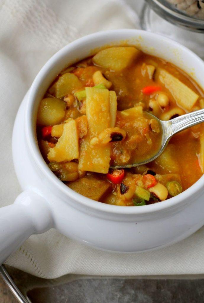 Aloo Bodi Tama   Nepali Style Alu Tama Recipe
