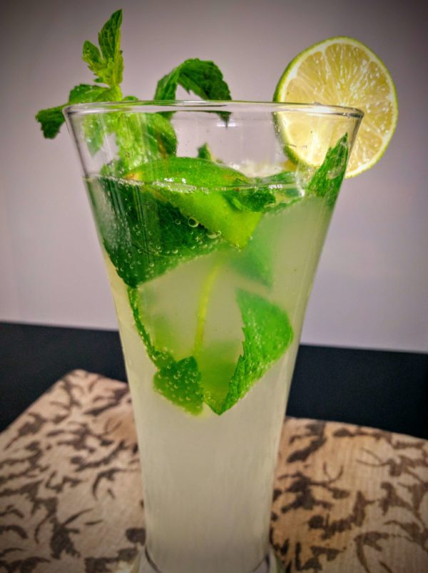 Virgin Mojito Recipe | Mojito Mocktail