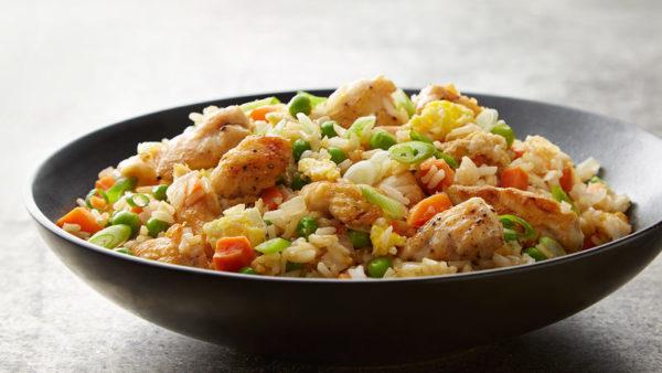 Chicken Fried Rice | Chicken Recipes