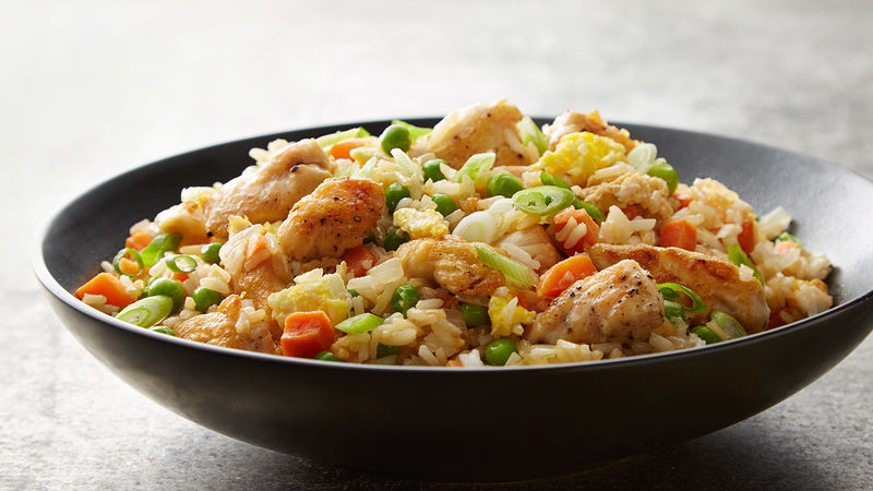 Chicken Fried Rice | Chicken Recipes