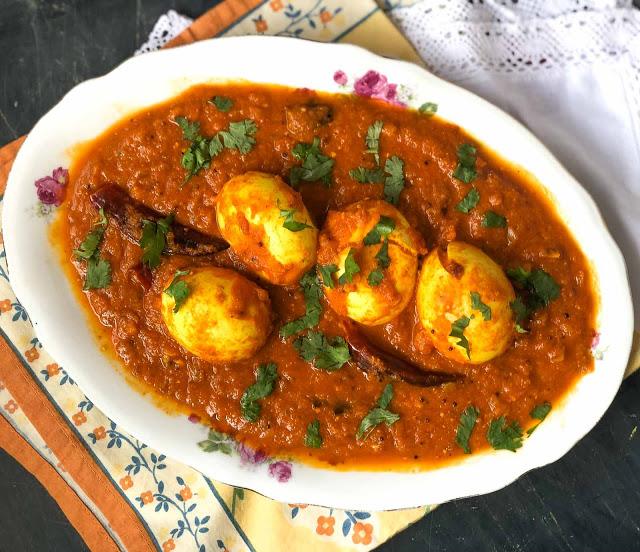 Egg Curry Recipes   Egg Masala Curry   Anda Curry