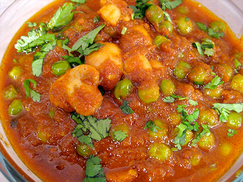 Mouthwatering mushroom curry