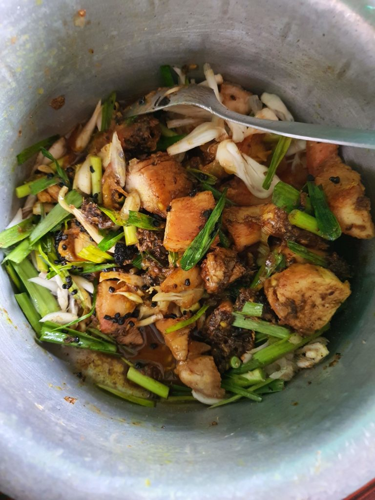 Mixture for Chicken Choila