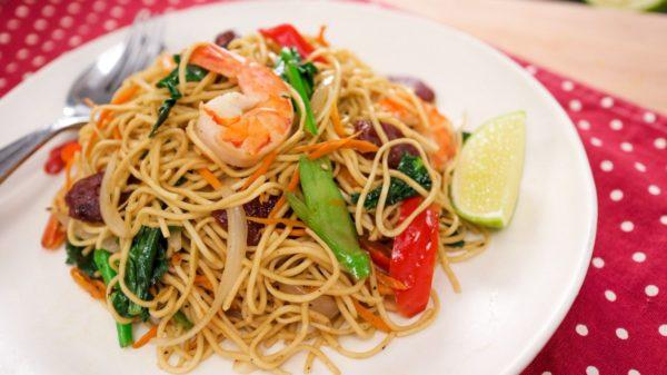 Buff Chowmein Recipe | Buff Sukuti Chowmein
