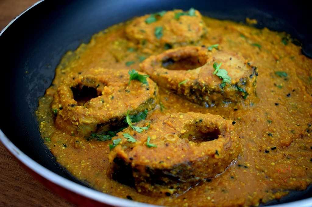 Fish Curry Recipe | Nepali Style Fish Curry | Macha Curry