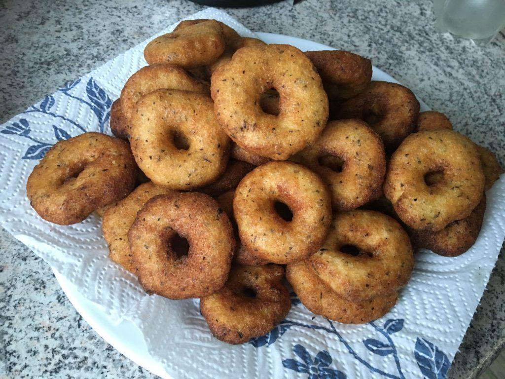 Lentil Pakora or Newari Bara