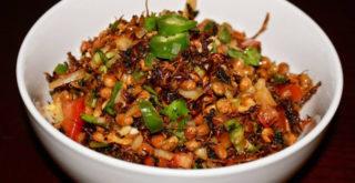 Authentic Nepali Style Gundruk Pickle
